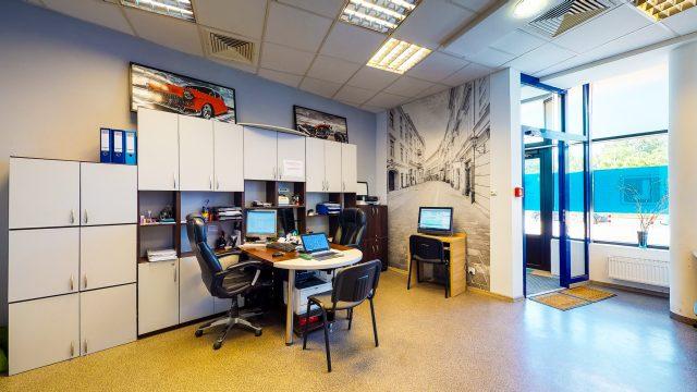 wirtualny spacer biuro