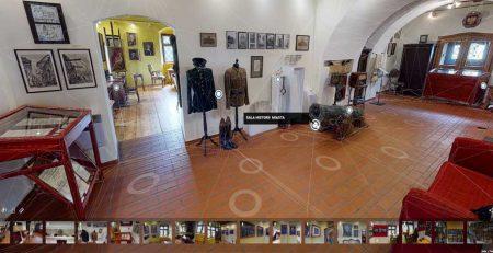 wirtualny spacer po muzeum