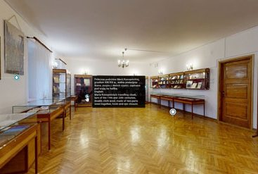 wirtualna wycieczka muzeum marii konopnickiej