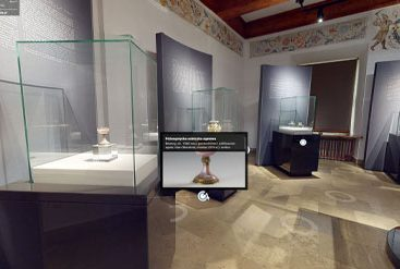 wirtualny spacer muzeum żup Krakowskich