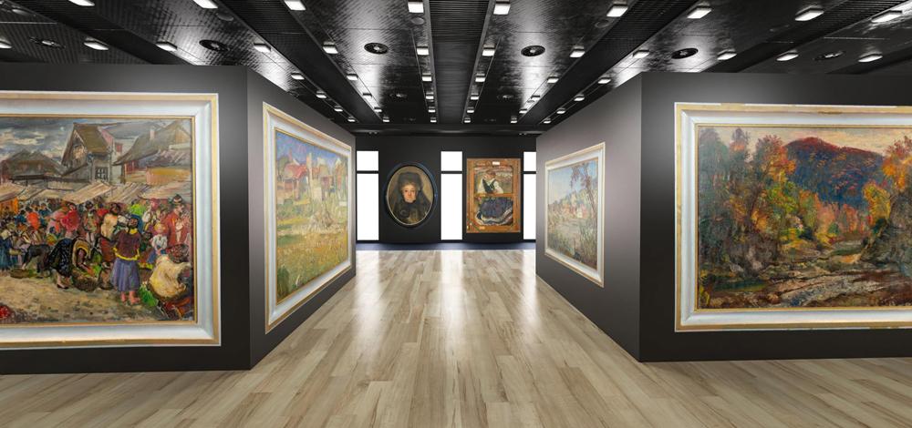 wirtualna galeria obrazów