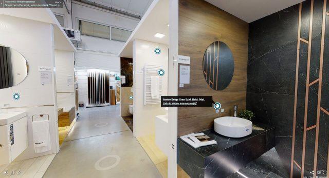 wirtualny showroom 3d