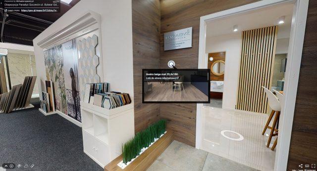 wirtualny showroom