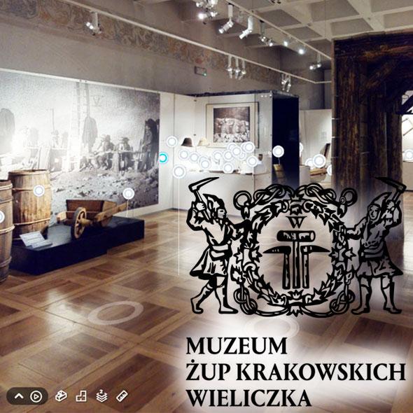 wirtualny spacer muzeum Wieliczka
