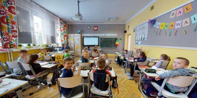 wirtualny spacer szkoła podstawowa