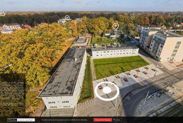 wirtualny spacer Wrocław